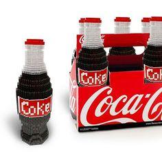 LEGO Coca Cola Six Pack |