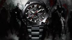 Casio представила новый хронограф из премиумной коллекции G-Shock MR-G