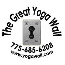 38 best yoga rope walls images  yoga rope yoga iyengar yoga