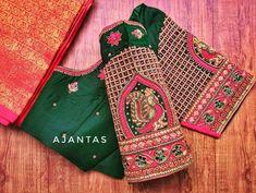 Blouse Back Neck Designs, Blouse Designs, Stylish Sarees, Blouse Patterns, Indian Ethnic, Ethnic Fashion, Boutique, Jackets, Fashion Tips