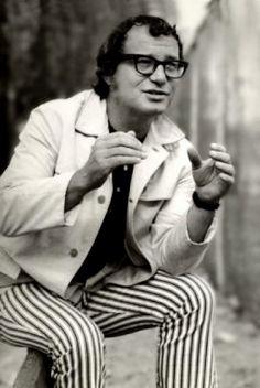 Cal Tjader, legendary Latin jazz musician,1960s.
