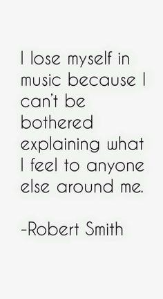 EXACTLY ROBERT !!! He always says what I feel... My GOD