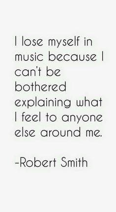 EXACTLY ROBERT !!! He always says what I feel... My GOD