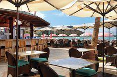 Waikiki Beachfront Resorts | The Royal Hawaiian, A Luxury Collection Resort - Mai Tai Bar | Honolulu Luxury Resort Dining