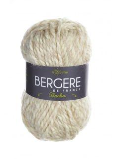 Alaska Bergère de France 50% laine peignée 50% acrylique aig n°6