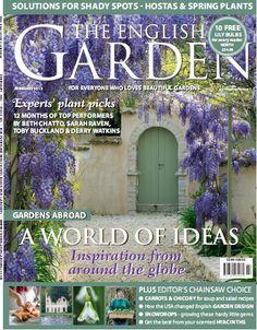 The English Garden Magazine February 2013