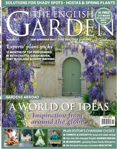 The English Garden Magazine February 2013