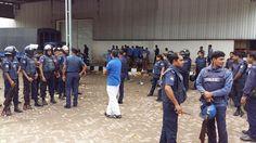 Workers' demo halts production at Natore Pran factory - Current News | Bangla Newspaper | English Newspaper | Hot News