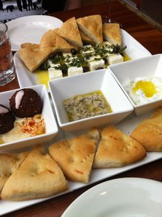 Maza Plate at Ziryab on Divisadero #sanfrancisco San Francisco Restaurants, Ideas Para, Favorite Recipes, Plates, Food, Licence Plates, Plate, Griddles, Essen