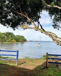 #boat #sea #sun #wallpaper #blue #water #colombia #bahiaaguacate #pretty Ten, Outdoor Furniture, Outdoor Decor, Garden Bridge, Boat, Outdoor Structures, Park, Wallpaper, Instagram