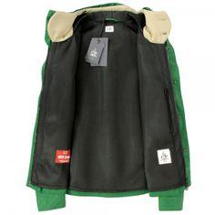 CP Company Giubbotto Foderato Green Jacket CPU0699