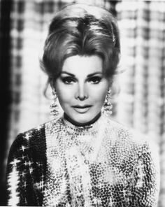 Zsa Zsa Gabor Through the Years — Zsa Zsa Gabor Quotes