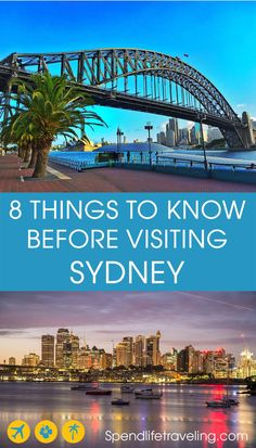 8 Things You should know before traveling to Sydney, Australia