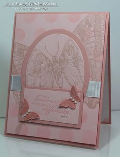 Swallowtail - Stampin' Up! - Stamp With Amy K