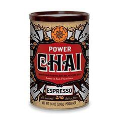 David Rio Power Chai with Espresso, 14 Ounce - http://teacoffeestore.com/david-rio-power-chai-with-espresso-14-ounce/