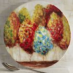 Lively Trees Salad Plate