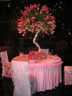 Unique Wedding Reception Ideas on Wedding Reception Table Decorations Wedding Table Centerpiece Wedding Reception Table Decorations, Wedding Table Flowers, Wedding Ideas, Party Tables, Tree Wedding, Wedding Tables, Reception Ideas, Wedding Stuff, Tree Centerpieces