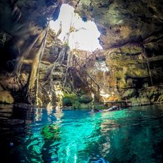 Discovering the Cenotes Near Merida Mexico