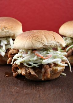 Carolina Pulled Pork Sandwiches | Culinary Covers