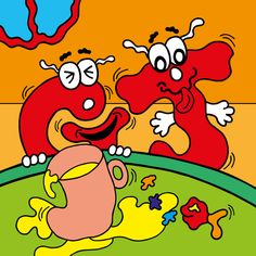 Giggle & Jiggle can't wait for their jolly Jelly Party, but the sizzling sun has other ideas. Read http://amzn.to/1UZNZpP