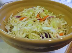 Make and share this Weight Watchers Apple Cole Slaw (1-Point) recipe from Food.com.