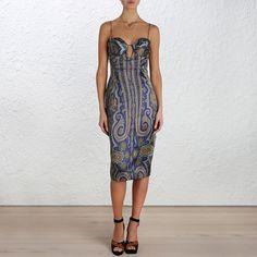 Esplanade Lift Dress