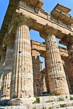 Paestum, Campania, Italy