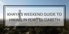 South Africa, is the perfect country for hiking, and there are some amazing trails in the Port Elizabeth Area. Find out more about our favorite hikes by clicking on the link! Volunteer In Africa, Volunteer Overseas, Port Elizabeth, Gap Year, In Ancient Times, Travel News, High School Students, Travel Around, How To Introduce Yourself