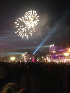 Es war unglaublich wir wünschen euch allen frohes neues Jahr !!!