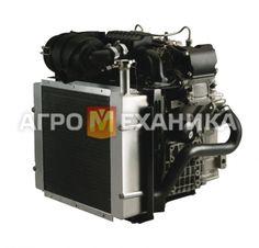 Двигатель дизельный двухцилиндровый Kipor KM2V80 с электростартером