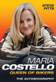 Maria's Book Hits Number One Spot - http://superbike-news.co.uk/Motorcycle-News/marias-book-hits-number-one-spot/