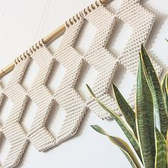 And one from this angle... just for fun  New GEO Macrame Wall Hanging. Link to shop in profile  @jojansen_co #macrame #macramewallhanging #macrameplanthanger #art #wallart #makersgonnamake #cylcollective #modernbohemian #bohoinspo #wemakecollective #foundmademodern #bohohome #interiordesignideas #interiordesigninspo #ecodesign #ecofashion #jungalowstyle #fphome #anthrohome #mywestelm #bohemianluxe #thenewbohemians #etsy #etsy #handmade #urbanjungle #handmade #handcrafted #geometricart ...