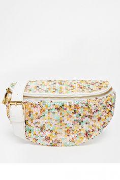 ASOS Embellished Mermaid Bum Bag, £28
