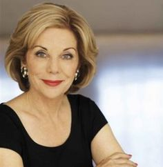 Ita Buttrose - Australian journalist, publisher, style icon and 'Australian of the Year 2013'