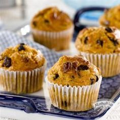 #Chocolate Chip #Pumpkin #Muffins from Martha White®