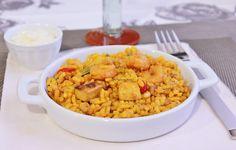 Arroz del senyoret o señorito  http://www.thespanishfood.es/2009/03/arroz-del-senyoret-o-senorito.html