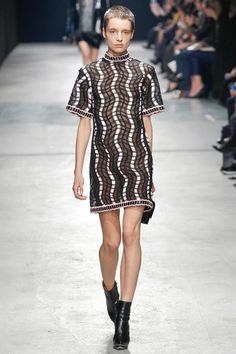 christopher kane - fall 2014 ready-to-wear