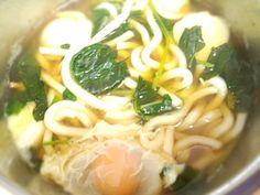 昼食 - 1件のもぐもぐ - 煮込みうどん by sigure49