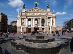 Architecture of the historic center of Lviv, Ukraine, photo 5