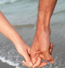""""""" Sometimes we make love with our eyes. Sometimes we make love with our hands. Sometimes we make love with our bodies. Always we make love with our hearts. Romance, Strong Marriage, Photo Couple, Couple Pics, Couple Beach, Couple Goals, Hold My Hand, Beach Walk, Beach Fun"""