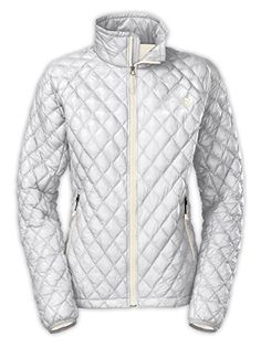 ac37a442c2 The North Face Womens Thermoball Full Zip Jacket High Rise GreyLarge --  Read more reviews