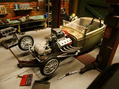 Scale Models, Big Kids, Diecast, Baby Strollers, Modeling, Cars, Dioramas, Baby Prams, Modeling Photography