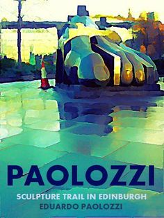 Paolozzi Sculptures http://www.flickr.com/photos/25898511@N02/sets/72157631871928550/