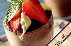 Bardakta Çikolata Tatlısı Tarifi  http://pisirmek.com/2014/03/bardakta-cikolata-tatlisi-tarifi.html