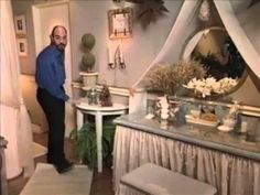 ▶ Seaside Apartment Bedroom Makeover -- Christopher Lowell - YouTube