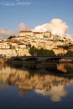 Coimbra  by Patrícia  Cordeiro on 500px