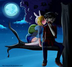 Fiona Adventure Time, Watch Adventure Time, Marshall Lee Adventure Time, Adventure Time Anime, Marceline, Diabolik Lovers, Mizz Chama, Surprise Kiss, Marvel Dc
