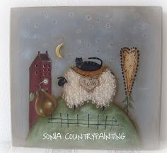 Sonia Countrypainting e Torta di Mele: TERRYE FRENCH