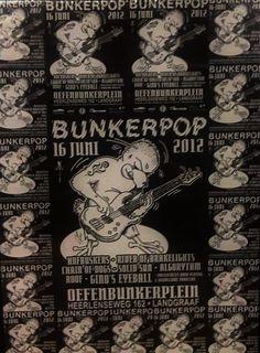 BUNKERPOP 2012