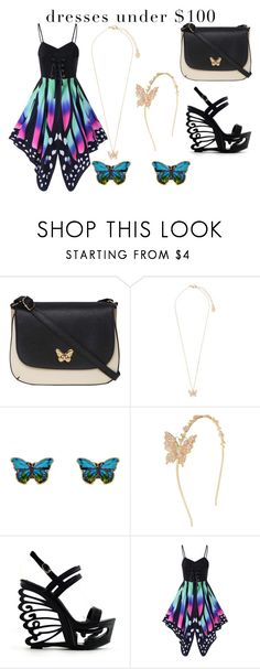 Funky Set #3 by sandstormthenerd on Polyvore featuring Dorothy Perkins, Accessorize, Monsoon and under100
